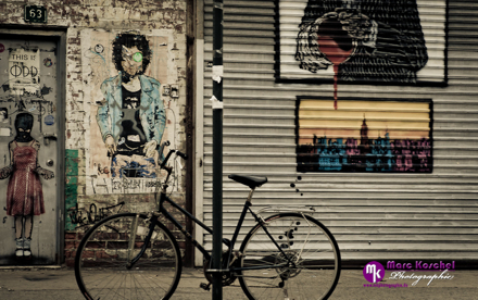 Bicycle & Graffiti